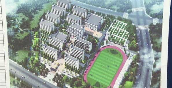 广南八中,广南九中,广南十中三所新建中学预计9月可招生